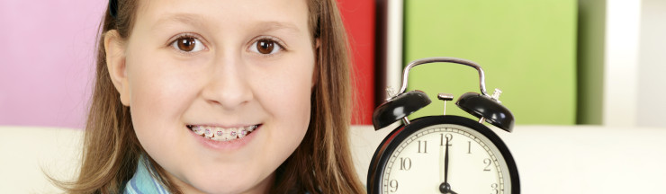 When is it time for braces?